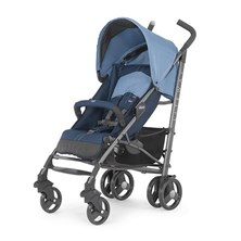 Chicco Lite Way 2 Top Bebek Arabası Blue
