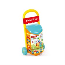 Fisher Price Çek Çek Araba Ve 25 adet Top
