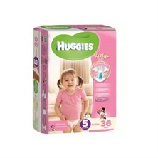 Huggies Jumbo Junior Kız 12-25 kg 36 lı