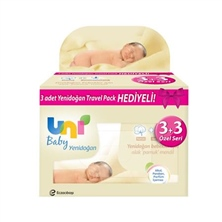 UNI BABY NEWBORN 3Lü TRAVEL